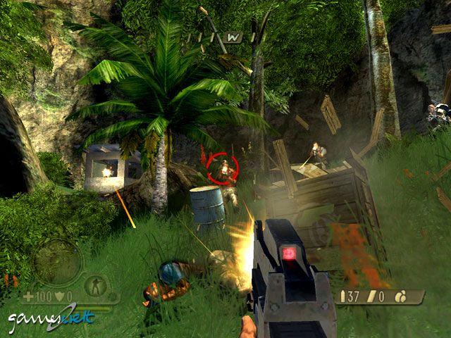 Far Cry Instincts  Archiv - Screenshots - Bild 57