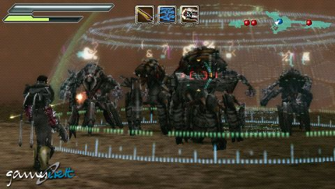 Bounty Hounds (PSP)  Archiv - Screenshots - Bild 15