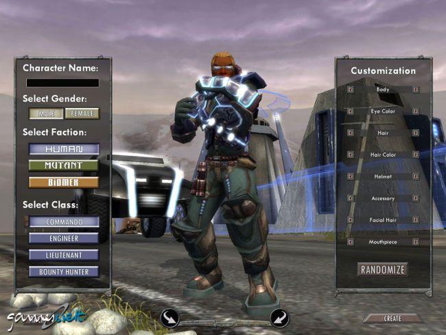 Auto Assault  Archiv - Screenshots - Bild 61