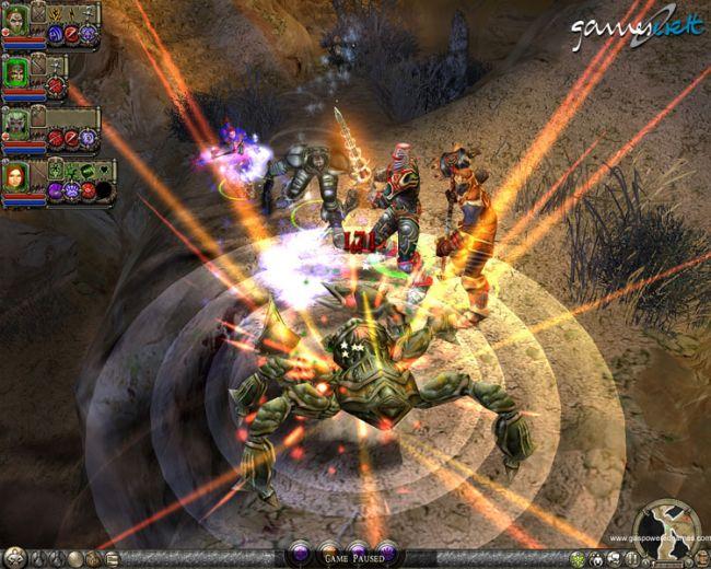 Dungeon Siege 2  Archiv - Screenshots - Bild 18