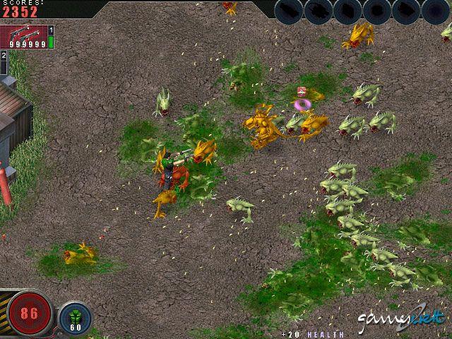 Invasion: Earth  Archiv - Screenshots - Bild 9