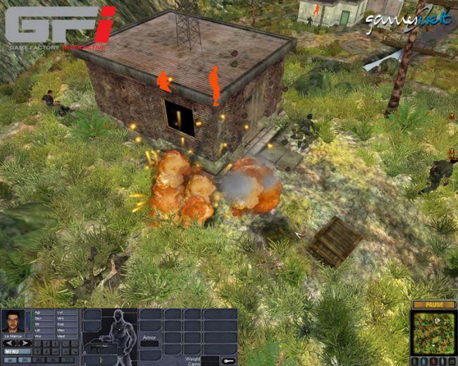 Hired Guns: The Jagged Edge  Archiv - Screenshots - Bild 33