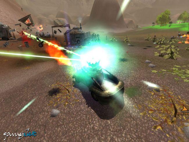 Auto Assault  Archiv - Screenshots - Bild 51