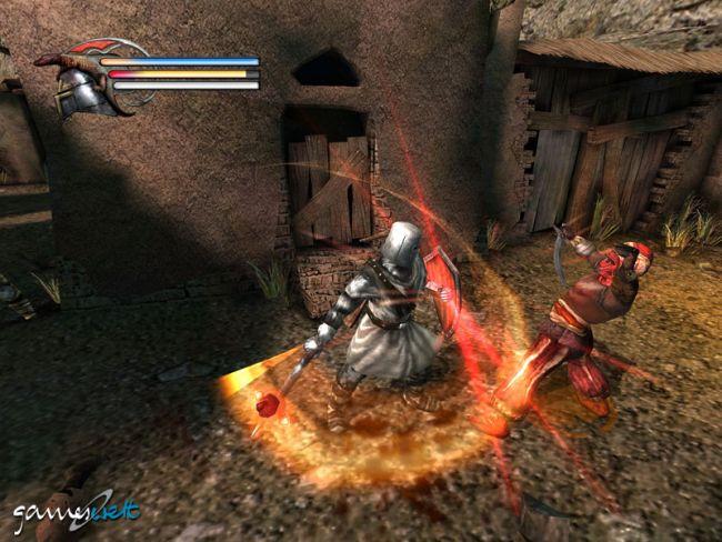 Knights of the Temple 2  Archiv - Screenshots - Bild 5