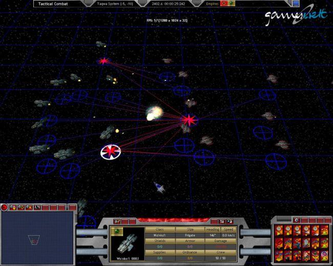 Space Empires 5  Archiv - Screenshots - Bild 36