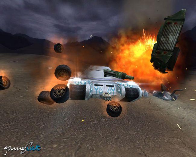 Auto Assault  Archiv - Screenshots - Bild 56