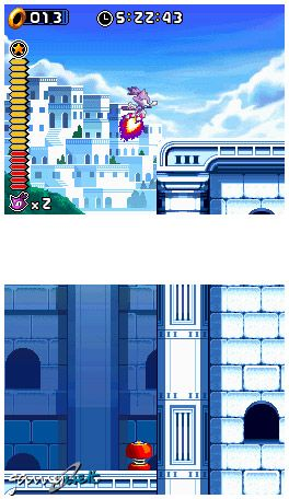 Sonic Rush (DS)  Archiv - Screenshots - Bild 24