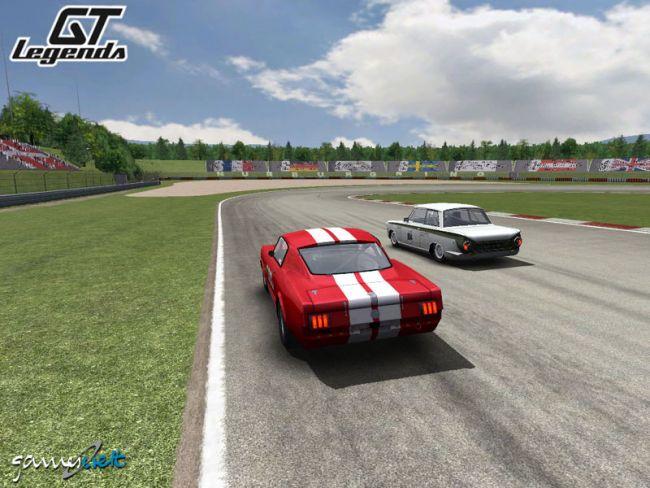 GT Legends  Archiv - Screenshots - Bild 23
