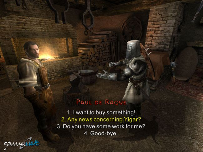 Knights of the Temple 2  Archiv - Screenshots - Bild 3