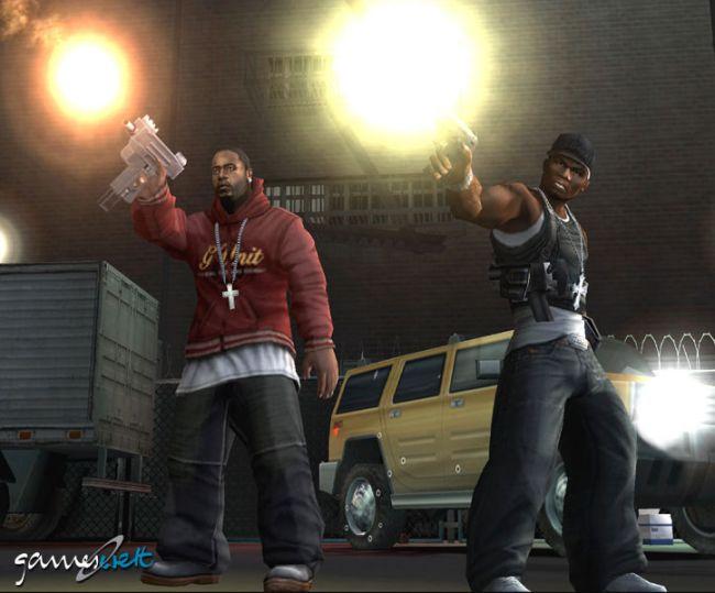 50 Cent: Bulletproof  Archiv - Screenshots - Bild 15