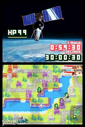 Advance Wars: Dual Strike (DS)  Archiv - Screenshots - Bild 4