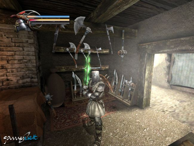 Knights of the Temple 2  Archiv - Screenshots - Bild 4