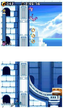 Sonic Rush (DS)  Archiv - Screenshots - Bild 29