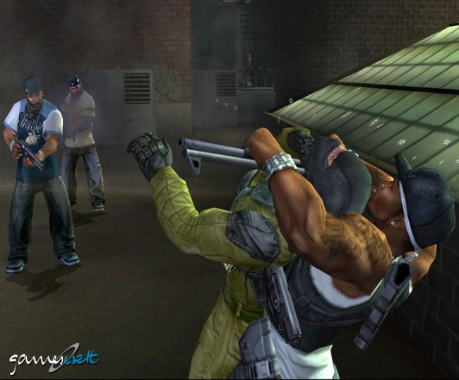 50 Cent: Bulletproof  Archiv - Screenshots - Bild 17