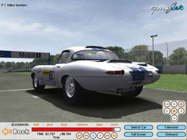 GT Legends  Archiv - Screenshots - Bild 19