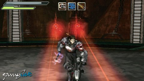 Bounty Hounds (PSP)  Archiv - Screenshots - Bild 9