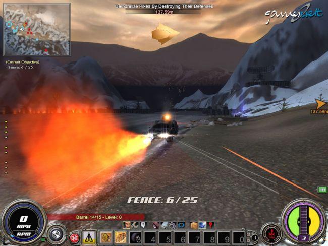 Auto Assault  Archiv - Screenshots - Bild 71