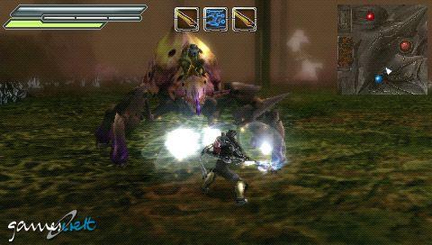 Bounty Hounds (PSP)  Archiv - Screenshots - Bild 16