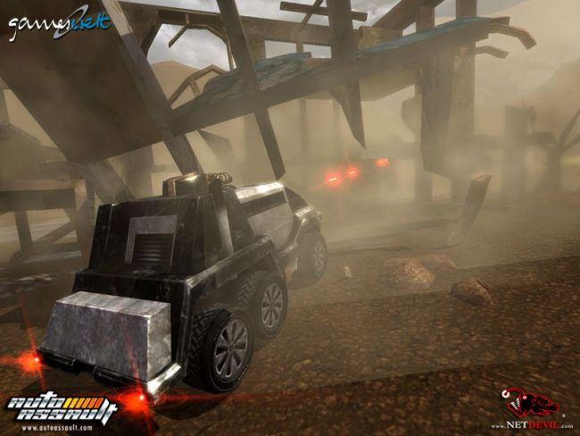 Auto Assault  Archiv - Screenshots - Bild 58