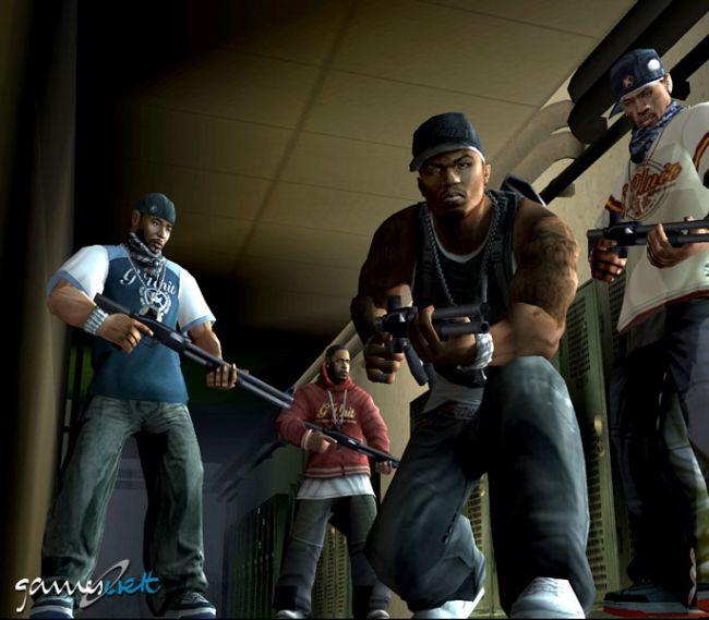 50 Cent: Bulletproof  Archiv - Screenshots - Bild 6