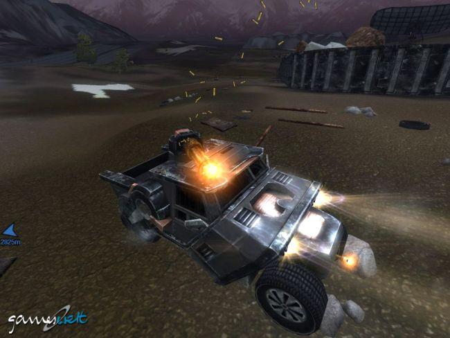 Auto Assault  Archiv - Screenshots - Bild 50