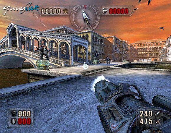 Painkiller: Hell Wars  Archiv - Screenshots - Bild 22