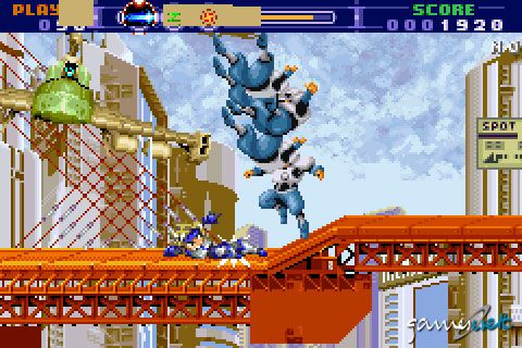 Gunstar Future Heroes (GBA)  Archiv - Screenshots - Bild 5