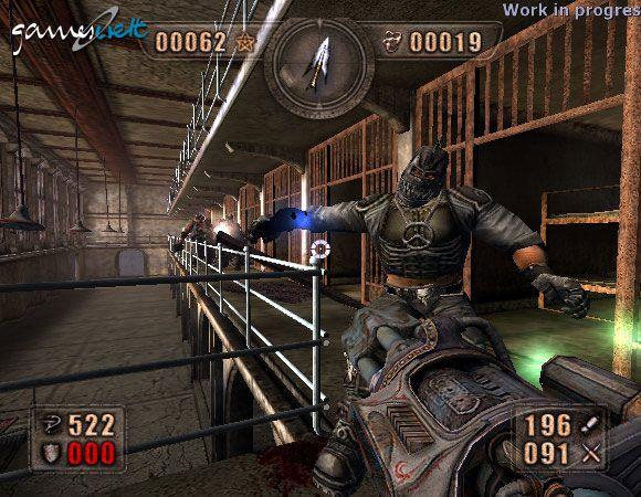 Painkiller: Hell Wars  Archiv - Screenshots - Bild 23