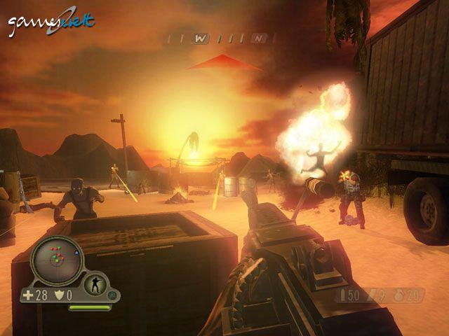 Far Cry Instincts  Archiv - Screenshots - Bild 44