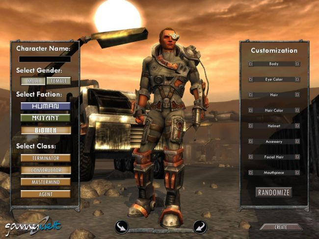 Auto Assault  Archiv - Screenshots - Bild 62