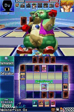 Yu-Gi-Oh! Nightmare Troubadour (DS)  Archiv - Screenshots - Bild 2