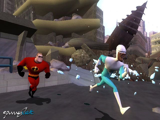 Incredibles: Rise of the Underminer  Archiv - Screenshots - Bild 6