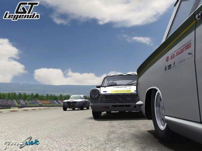 GT Legends  Archiv - Screenshots - Bild 22