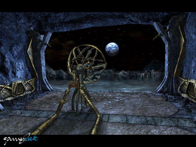 Reise zum Mittelpunkt des Mondes  Archiv - Screenshots - Bild 2