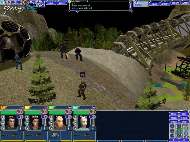 UFO: Aftershock  Archiv - Screenshots - Bild 3