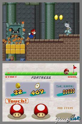 New Super Mario Bros. (DS)  Archiv - Screenshots - Bild 10