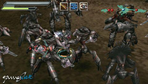 Bounty Hounds (PSP)  Archiv - Screenshots - Bild 14