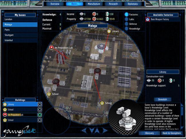 UFO: Aftershock  Archiv - Screenshots - Bild 15