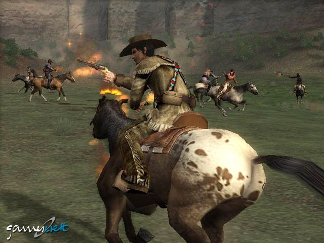 GUN  Archiv - Screenshots - Bild 6