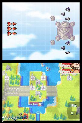 Advance Wars: Dual Strike (DS)  Archiv - Screenshots - Bild 2