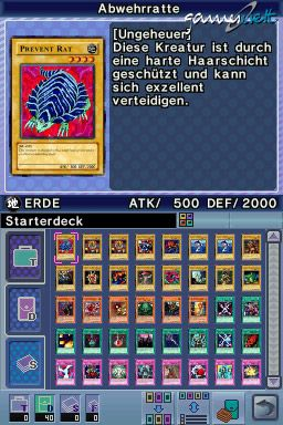 Yu-Gi-Oh! Nightmare Troubadour (DS)  Archiv - Screenshots - Bild 4