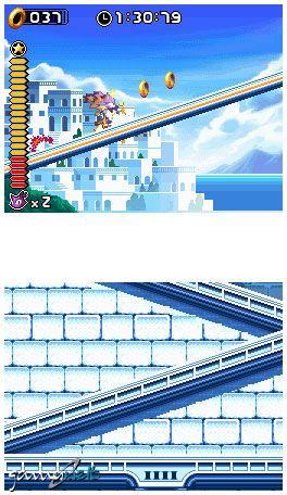 Sonic Rush (DS)  Archiv - Screenshots - Bild 25