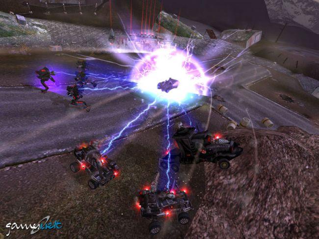 Auto Assault  Archiv - Screenshots - Bild 49