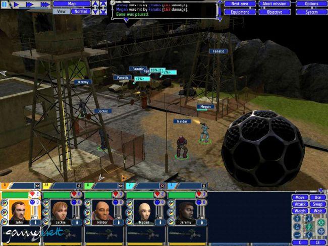 UFO: Aftershock  Archiv - Screenshots - Bild 6