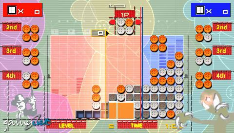 Lumines (PSP)  Archiv - Screenshots - Bild 2
