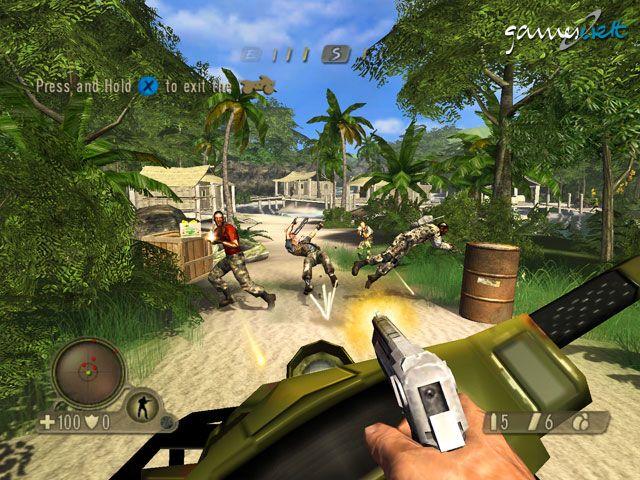 Far Cry Instincts  Archiv - Screenshots - Bild 33