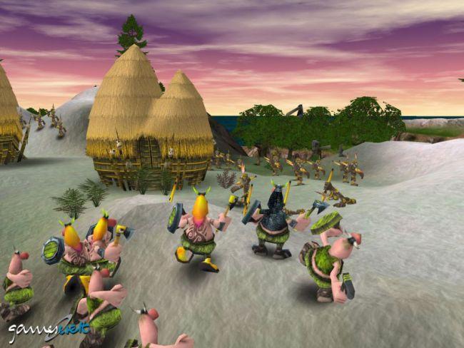 Tribal Trouble  Archiv - Screenshots - Bild 4