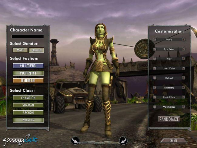 Auto Assault  Archiv - Screenshots - Bild 60