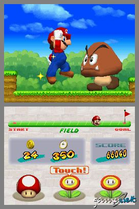 New Super Mario Bros. (DS)  Archiv - Screenshots - Bild 8