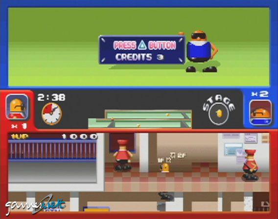 Sega Classics Collection  Archiv - Screenshots - Bild 2